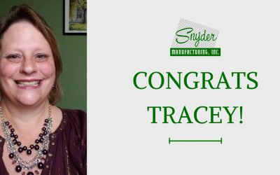 Tracey Steinbach Promoted