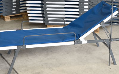 Industrial Fabric For Field Hospital Cots